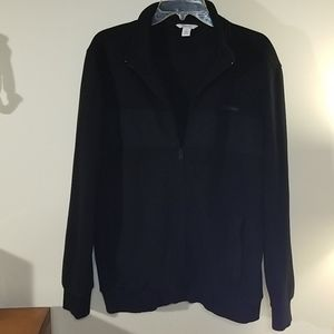 Calvin Klein black jacket size Large